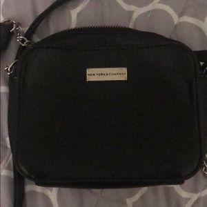 New York & company black bag